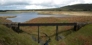 Local Glengavel Reservoir